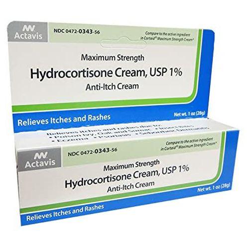 Hydrocortisone 1% 1 Oz by Actavis