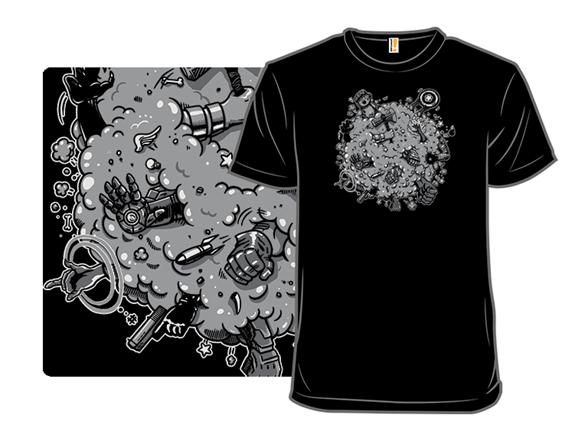 Retro War T Shirt