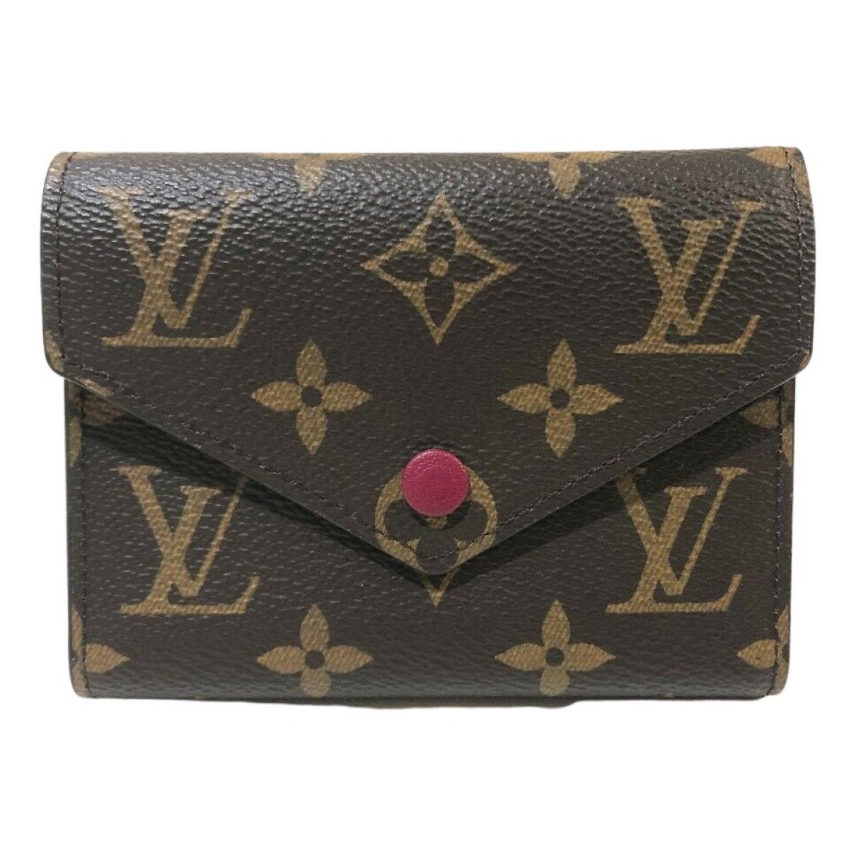 Cartera Victorine de Lona Louis Vuitton