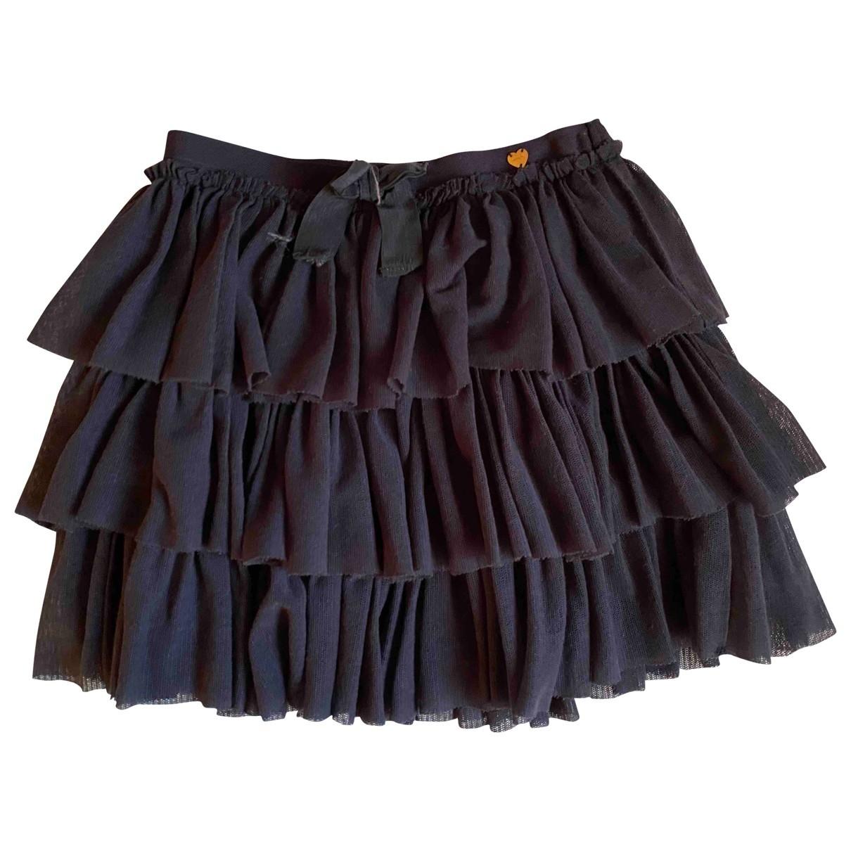 Juicy Couture - Jupe   pour enfant en coton - bleu