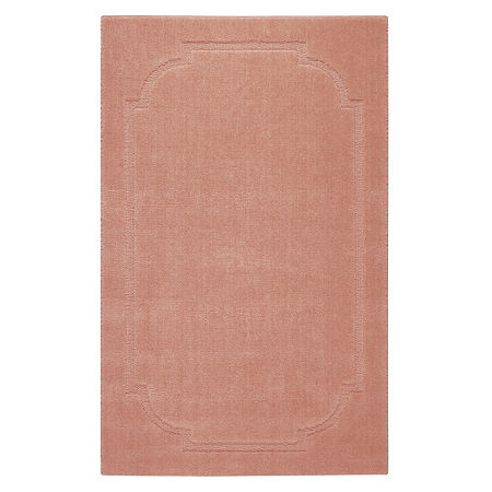 JCPenney Home Imperial Washable Rectangular Accent, Area & Runner Rugs, One Size , Pink