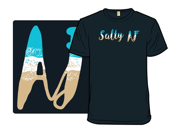 Salty Beach T Shirt