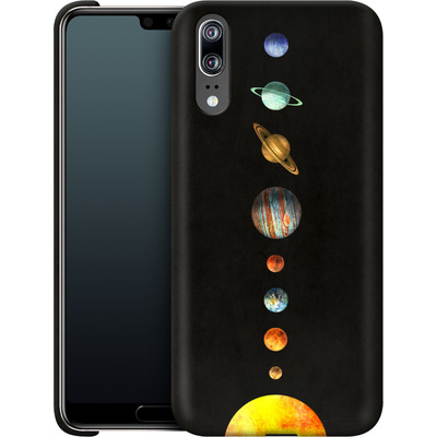 Huawei P20 Smartphone Huelle - Solar System von Terry Fan