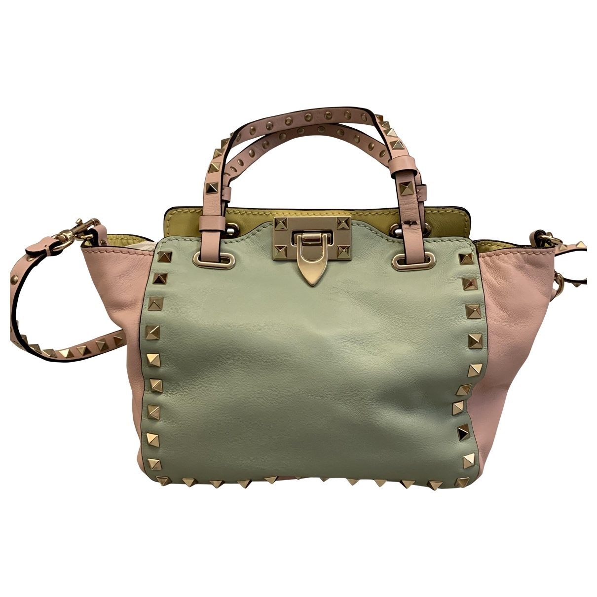 Valentino Garavani Rockstud Multicolour Leather handbag for Women \N