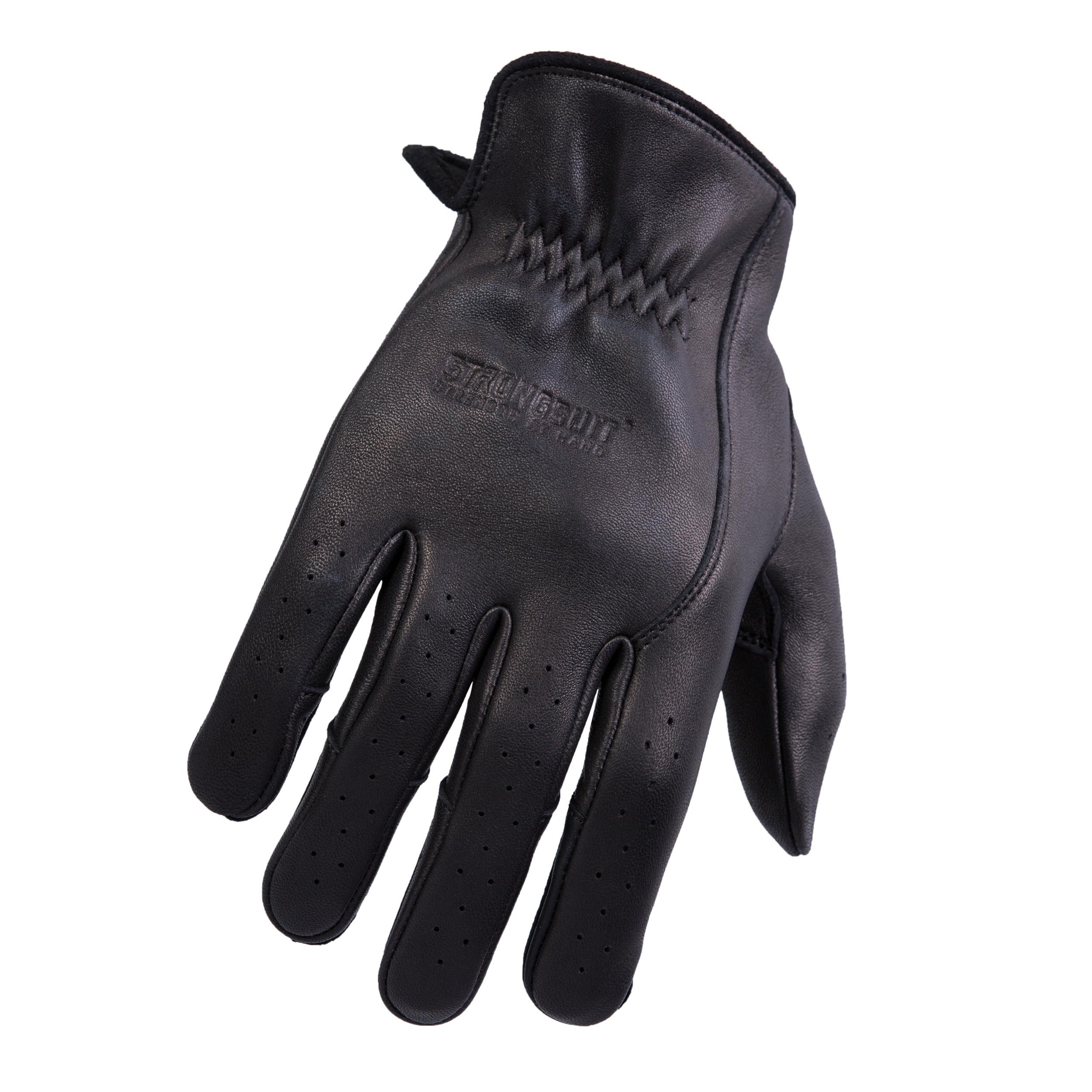 Essence Gloves, Black, Large
