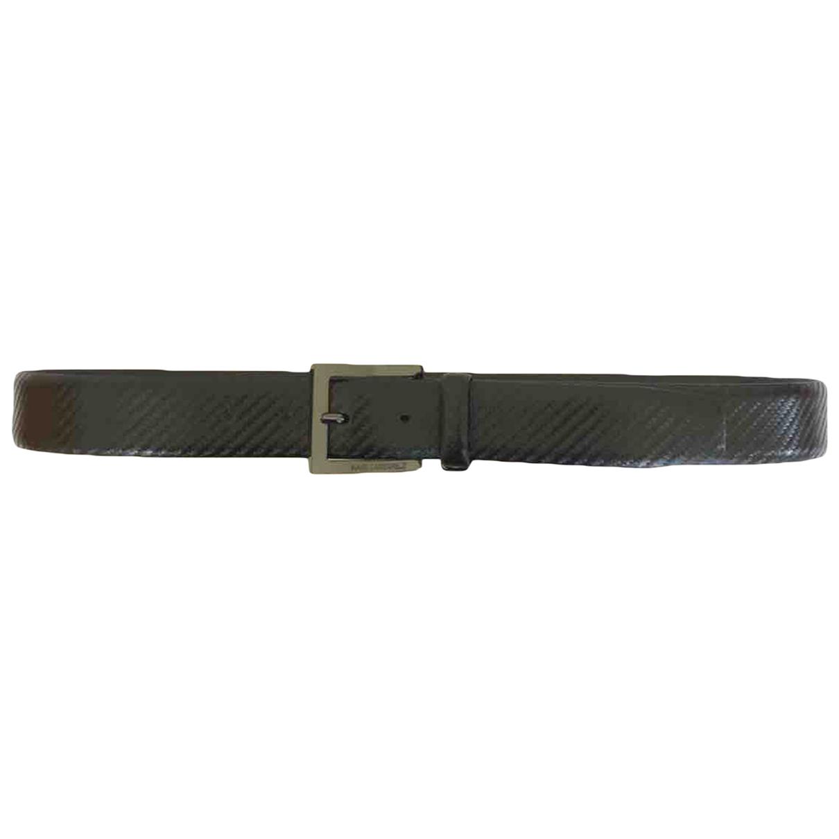 Cinturon de Cuero Karl Lagerfeld