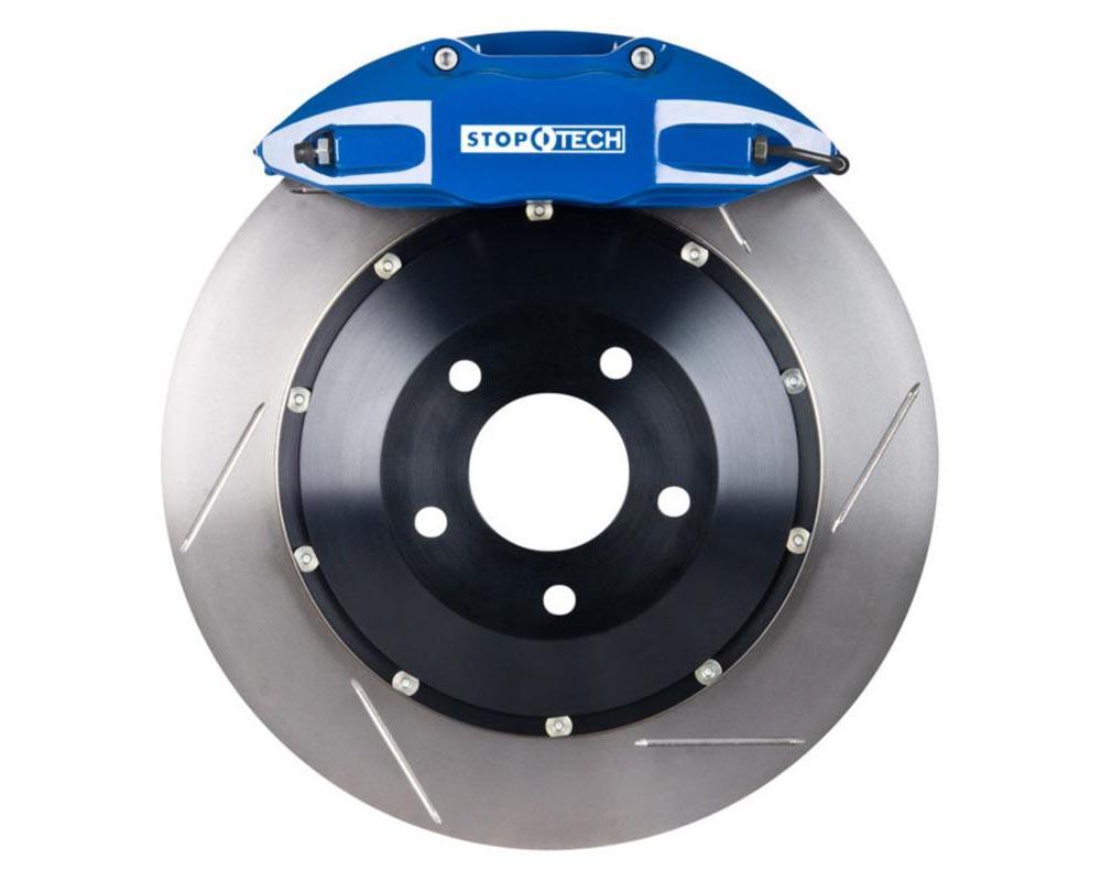 StopTech 83.487.0057.21 Big Brake Kit 2 Piece Rotor Rear Nissan Rear