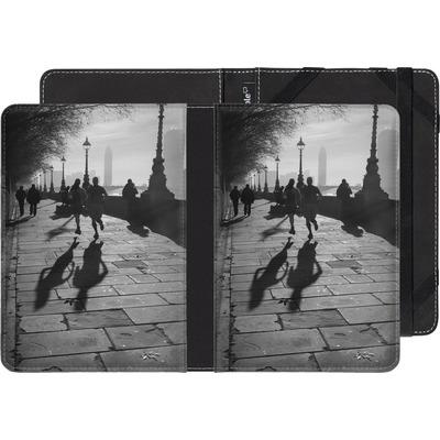 Pocketbook Touch Lux eBook Reader Huelle - Walk If You Must von Ronya Galka