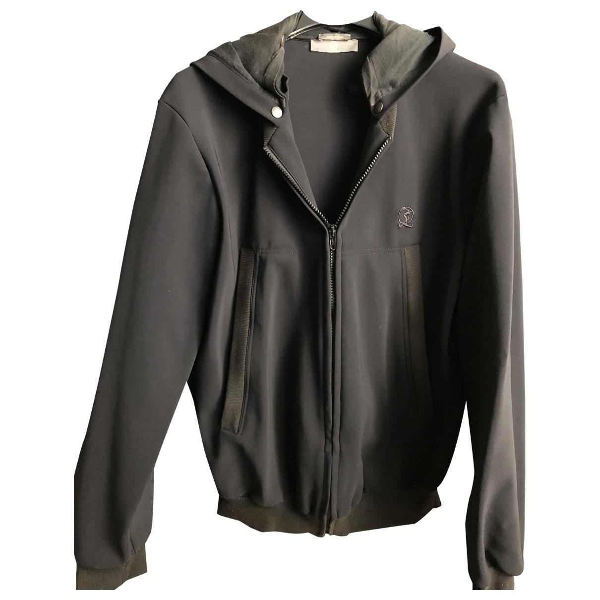 Mcq \N Black Cotton jacket  for Men S International