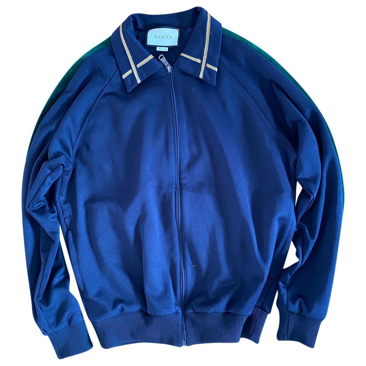 Gucci \N Multicolour Cotton Knitwear & Sweatshirts for Men S International