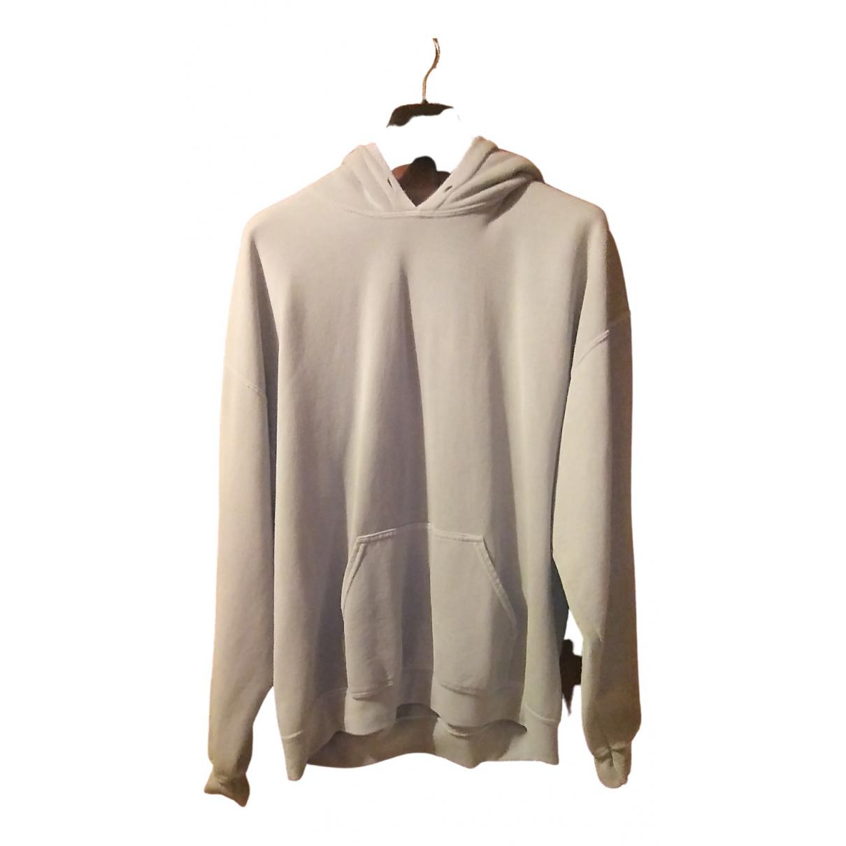 Reclaimed Vintage \N Grey Cotton Knitwear & Sweatshirts for Men S International