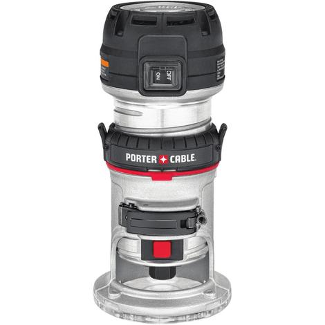 Porter-Cable 1.25 HP Max Torque Compact Router