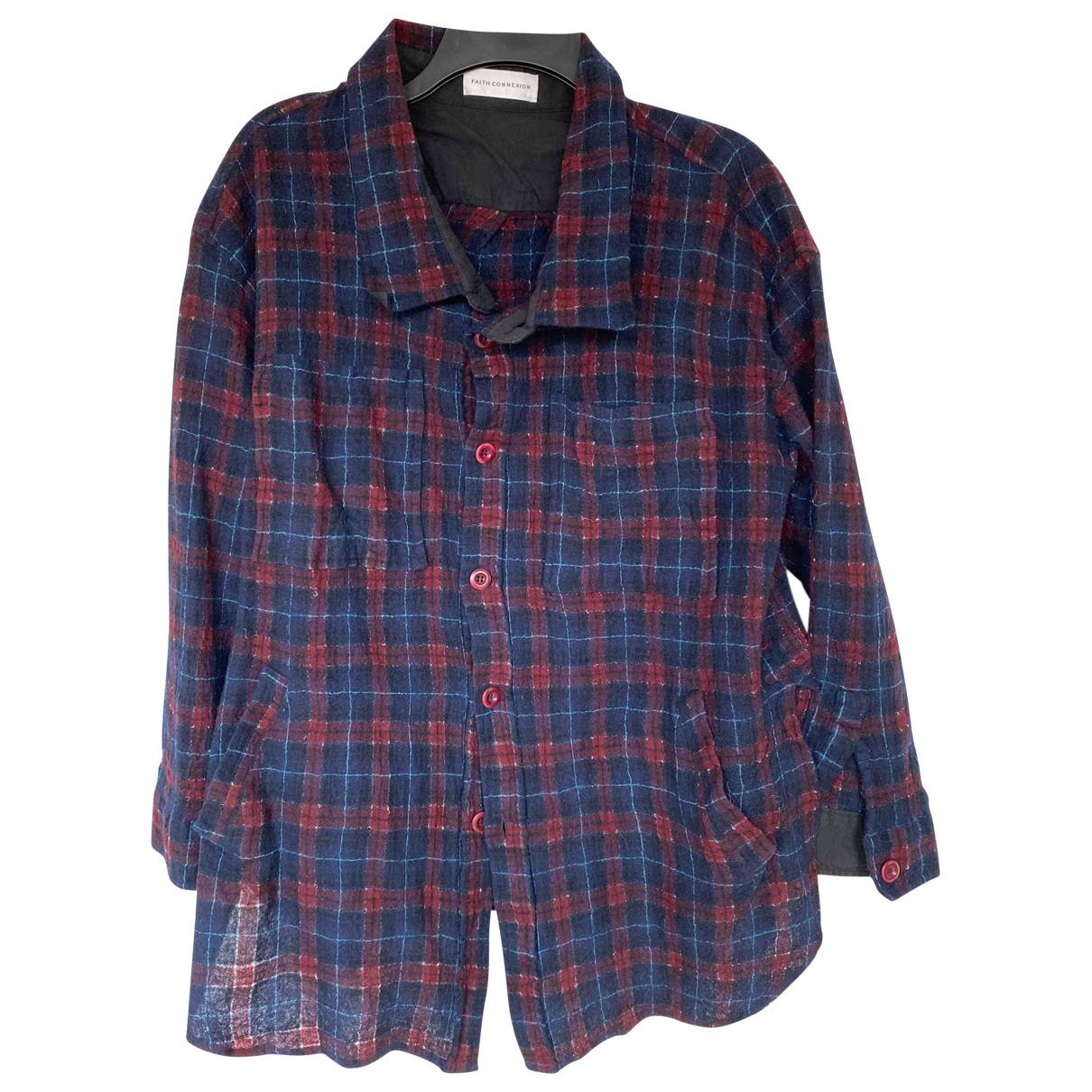 Camisa de Lana Faith Connexion