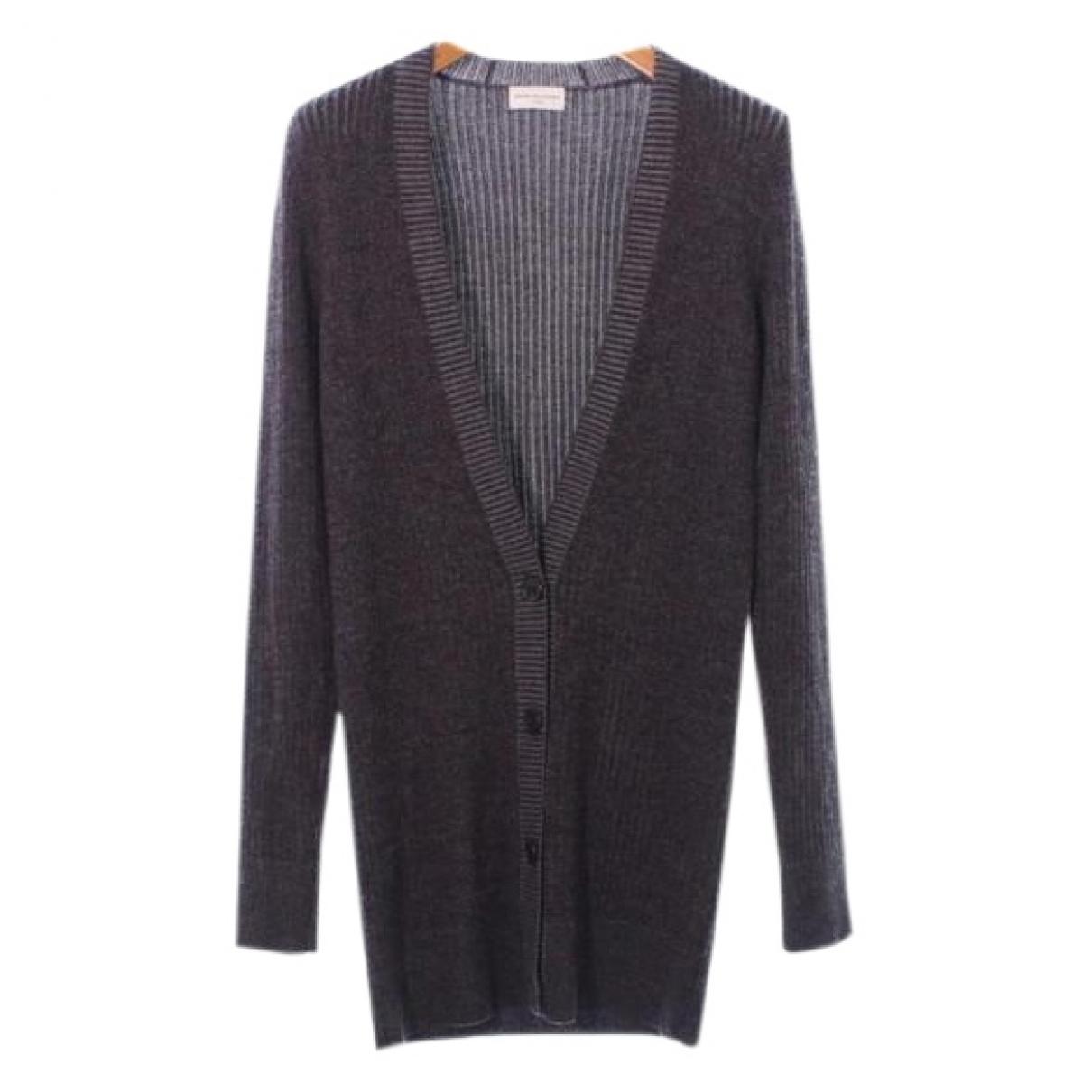 Dries Van Noten - Pull   pour femme en laine - marron