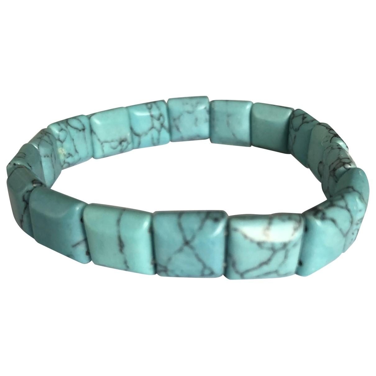 - Bracelet Turquoises pour femme en metal - turquoise