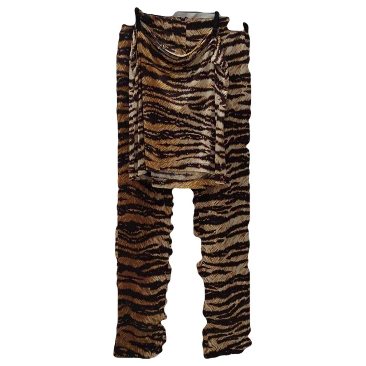 Dolce & Gabbana \N Brown jumpsuit for Women S International