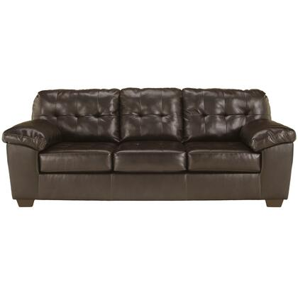 FSD-2399SOF-CHO-GG Signature Design by Ashley Alliston Sofa in Chocolate