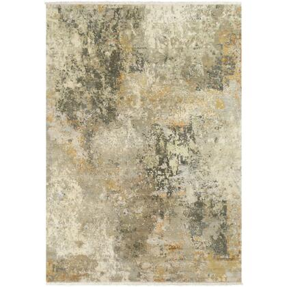 Colaba COA-2004 2' x 3' Rectangle Modern Rug in Sage  Olive  Wheat  Light Gray  Camel