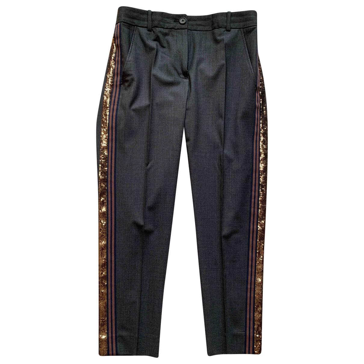 Pantalon de Lana J.crew