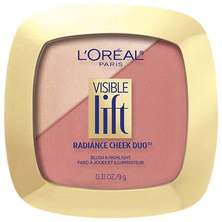 L'Oreal Paris Visible Lift Radiance Cheek Duo - 0.31 oz