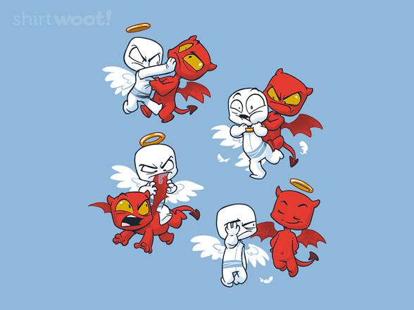 The Eternal Struggle T Shirt