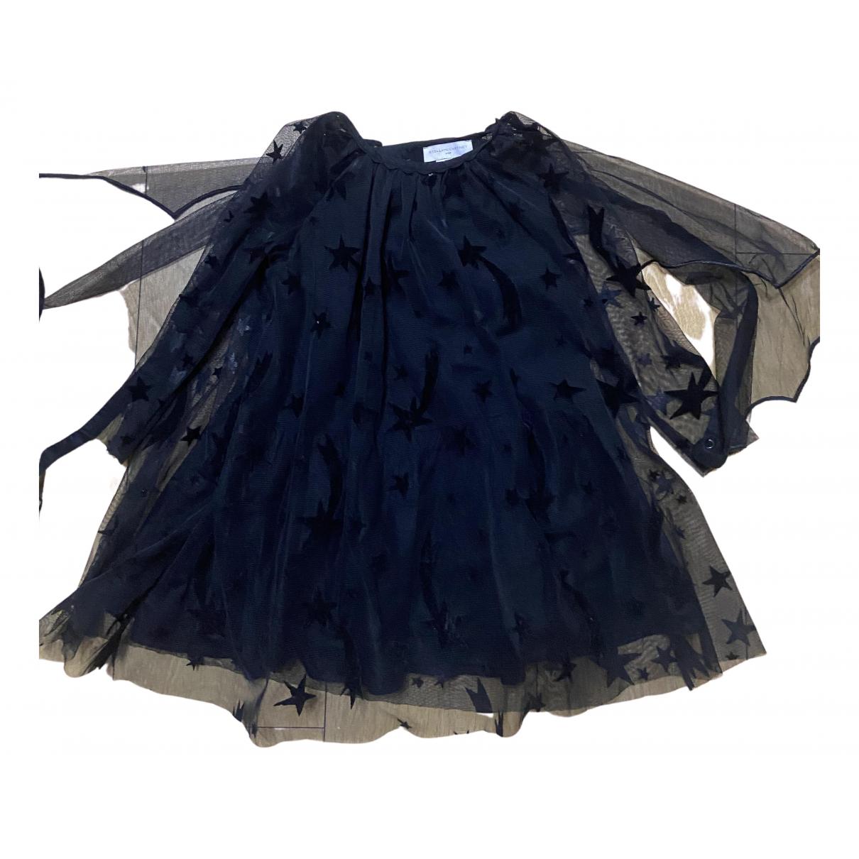 Stella Mccartney - Robe    pour enfant - noir