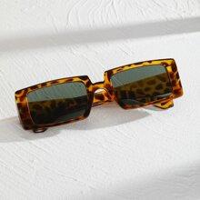 Maenner Sonnenbrille mit getonten Linsen