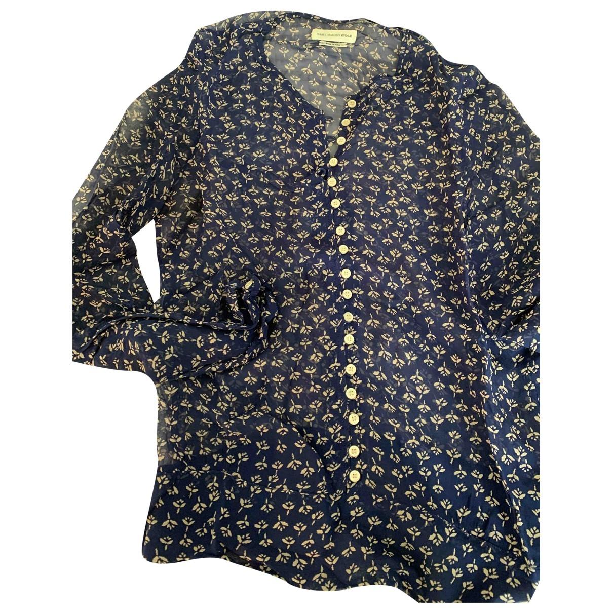 Isabel Marant Etoile \N Blue  top for Women 36 FR