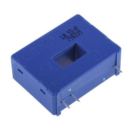 LEM LA Series Closed Loop Current Sensor, 0  70A nominal current, 50mArms output current