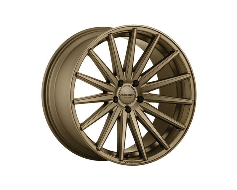 Vossen VFS2-0N18 VFS2 Satin Bronze Flow Formed Wheel 20x10.5 5x114.3 25mm