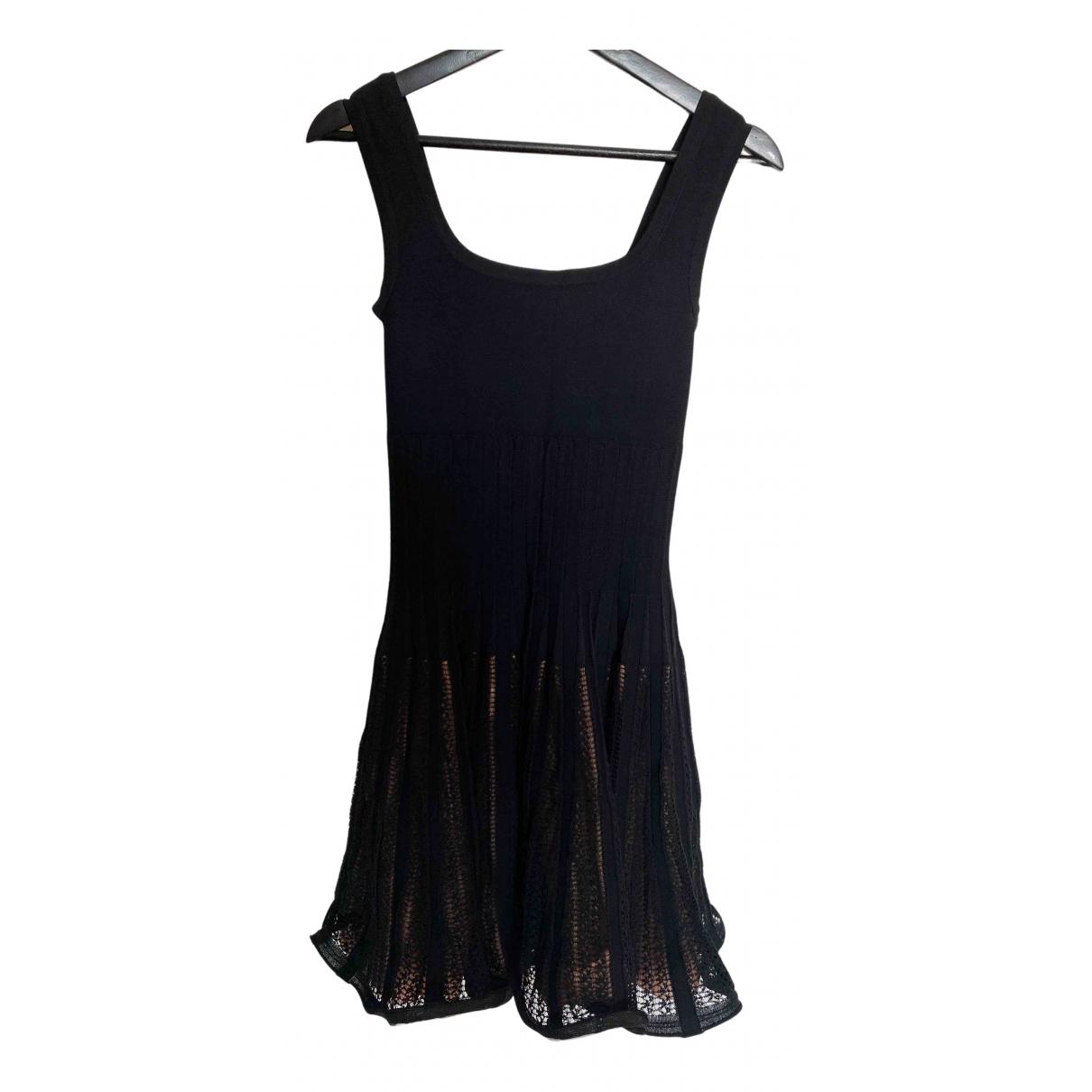 Vestido midi Alaia