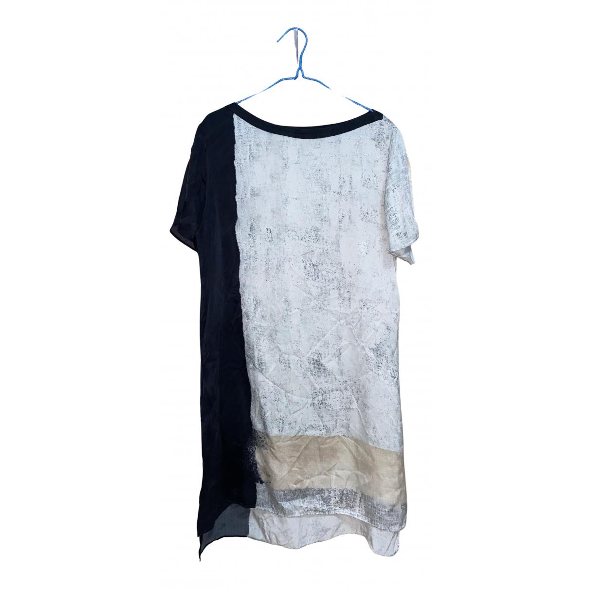 Joseph N Beige Silk dress for Women 38 FR