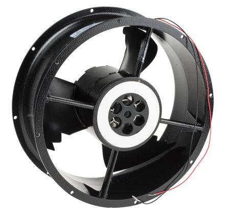 COMAIR ROTRON , 24 V dc, dc Axial Fan, 254 x 254 x 89mm, 934.4m³/h, 29W
