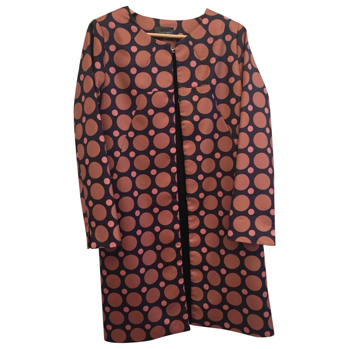 - Manteau   pour femme - marron