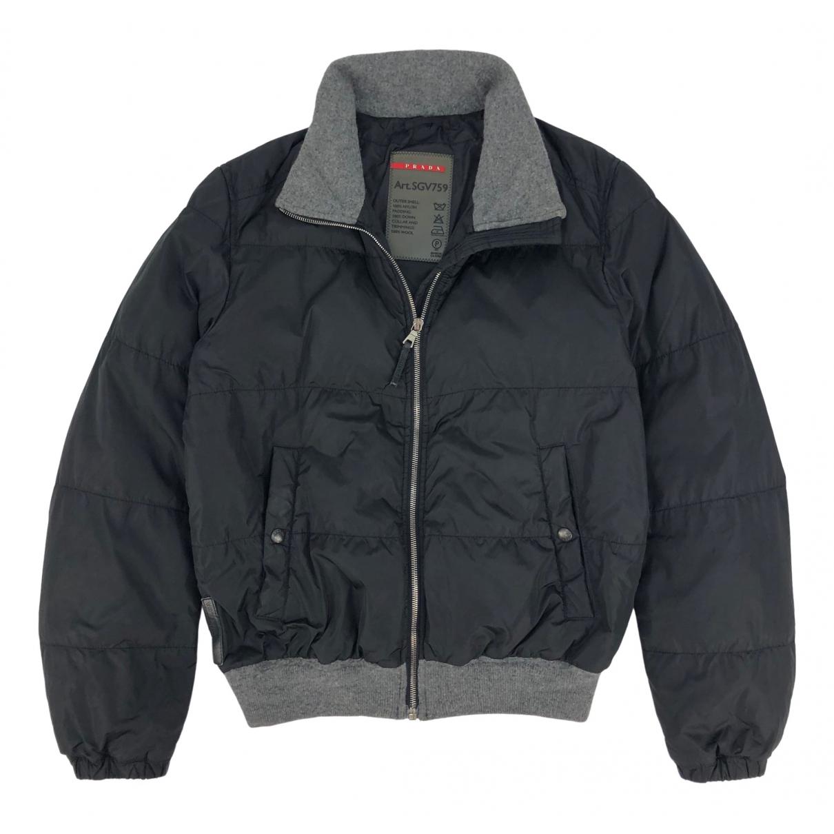 Prada \N Black jacket  for Men M International