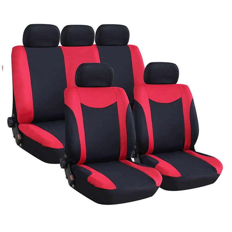 High Quality Fabric Breathable, Wear Resistant And Dirt-Proof Easy To Clean All Seasons Universal Car Seat Covers