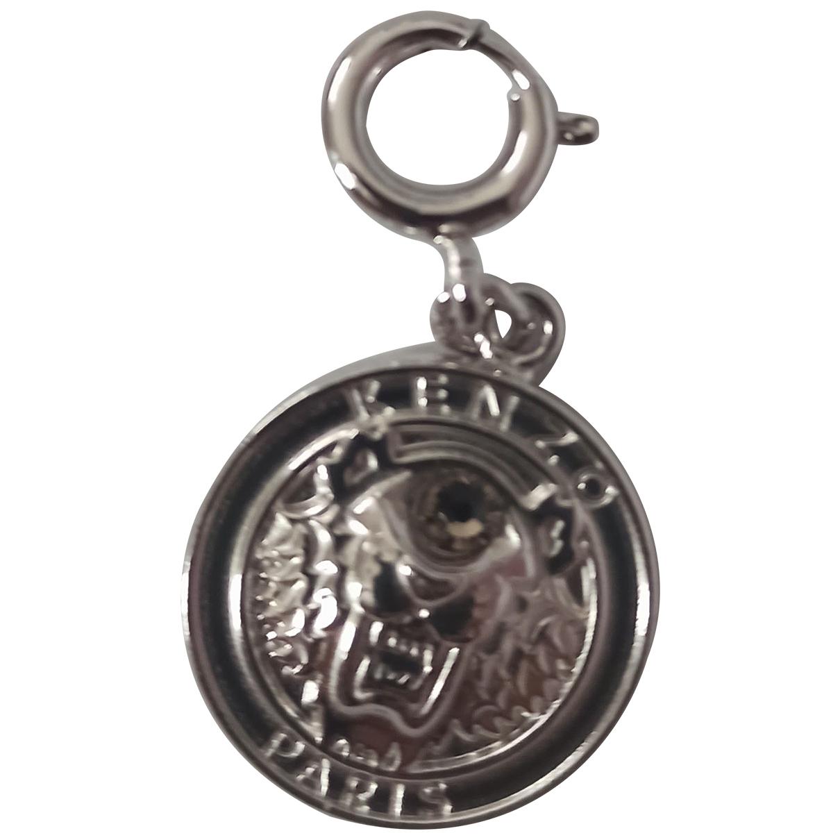 Kenzo Tigre Silver Silver pendant for Women N
