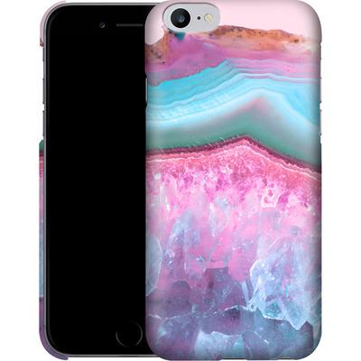 Apple iPhone 6s Plus Smartphone Huelle - Serenity Rose Quartz Agate von Emanuela Carratoni