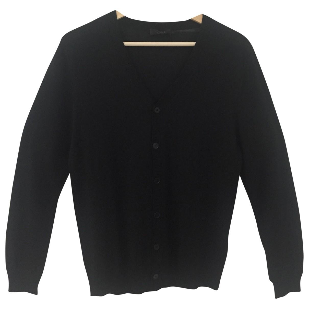 Cos \N Black Wool Knitwear & Sweatshirts for Men S International