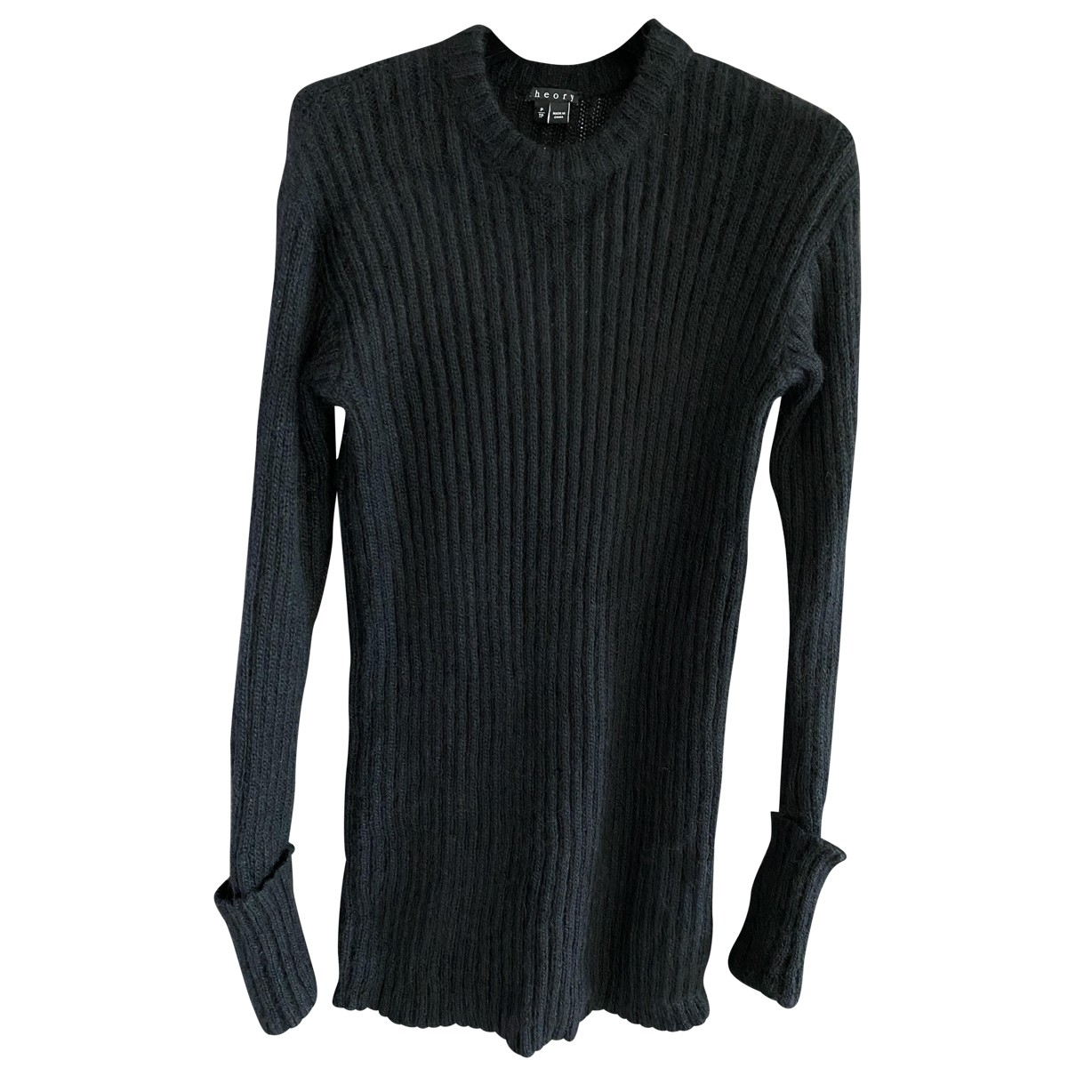 Theory - Pull   pour femme - noir