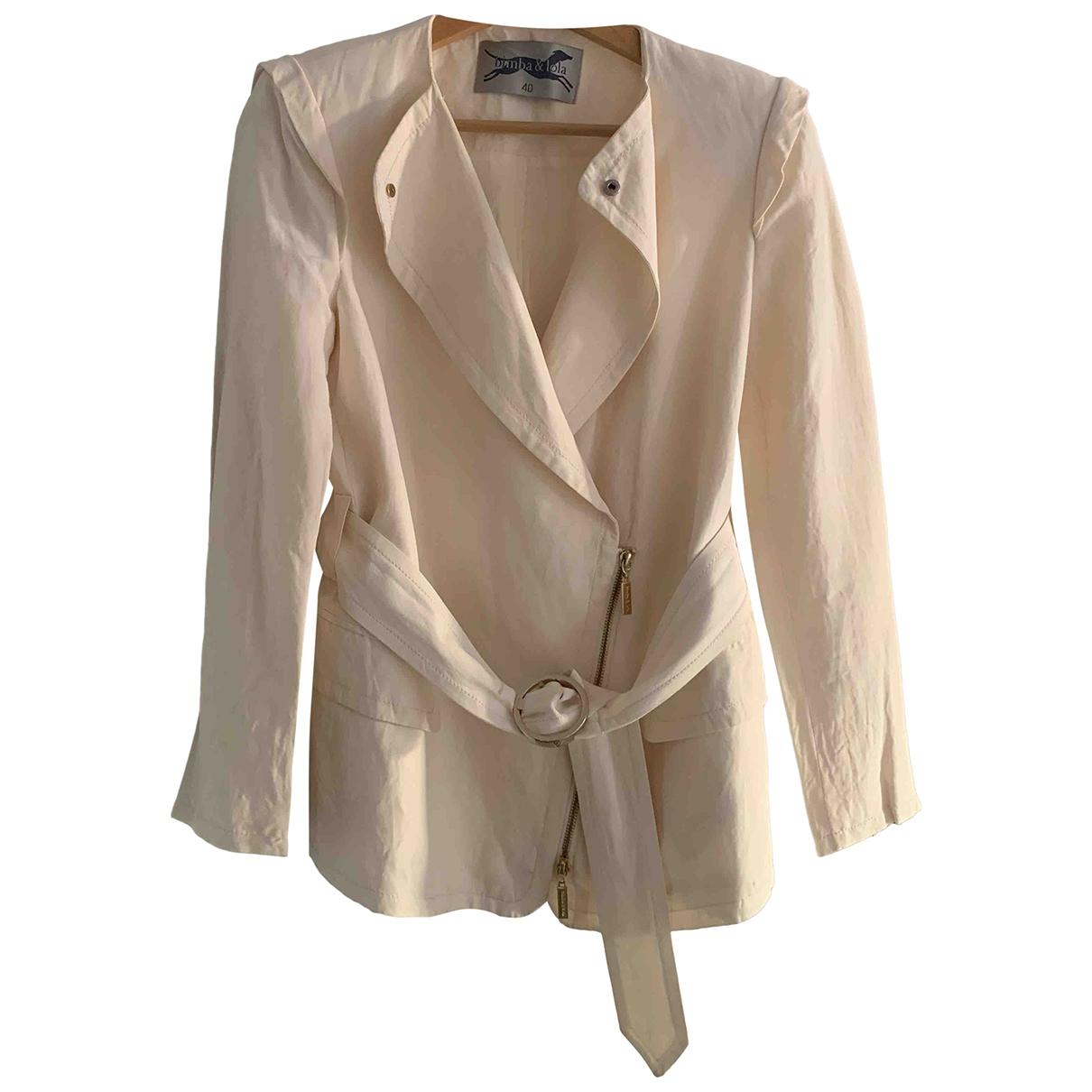 Bimba Y Lola \N Ecru jacket for Women 40 FR