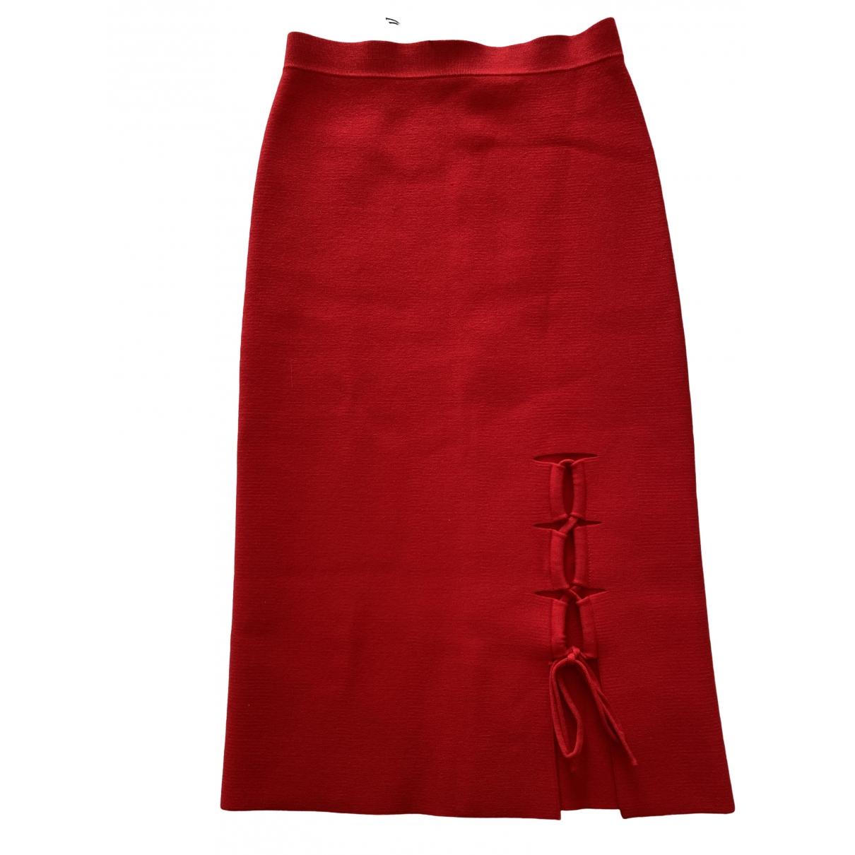 Alexander Wang \N Red skirt for Women 4 UK