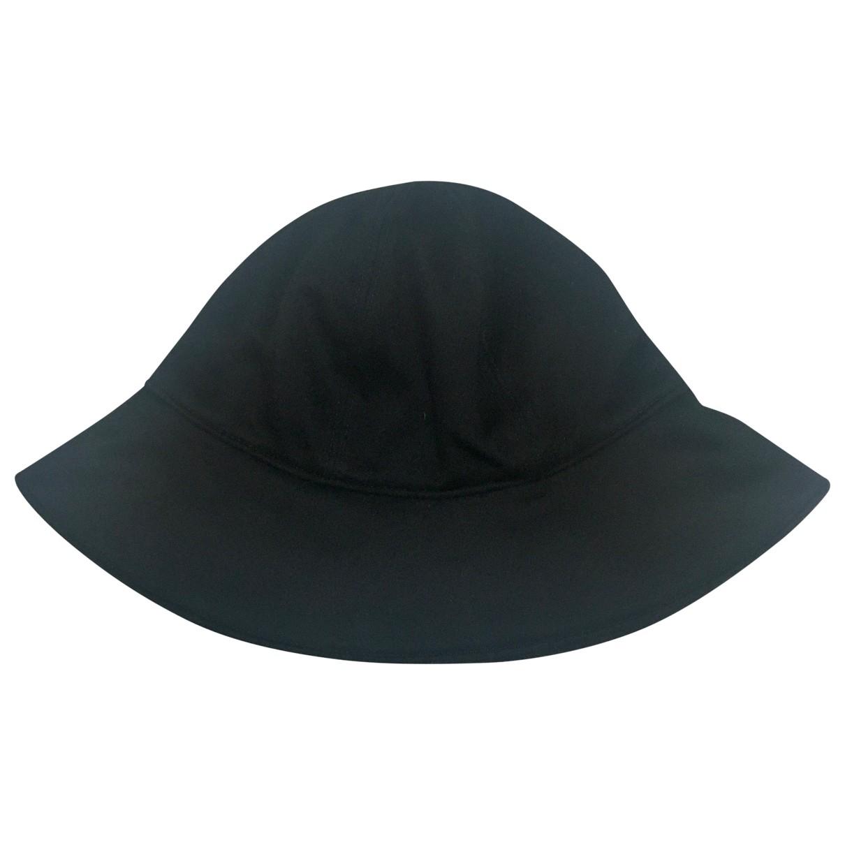 Loro Piana - Chapeau & Bonnets   pour homme en cachemire - noir