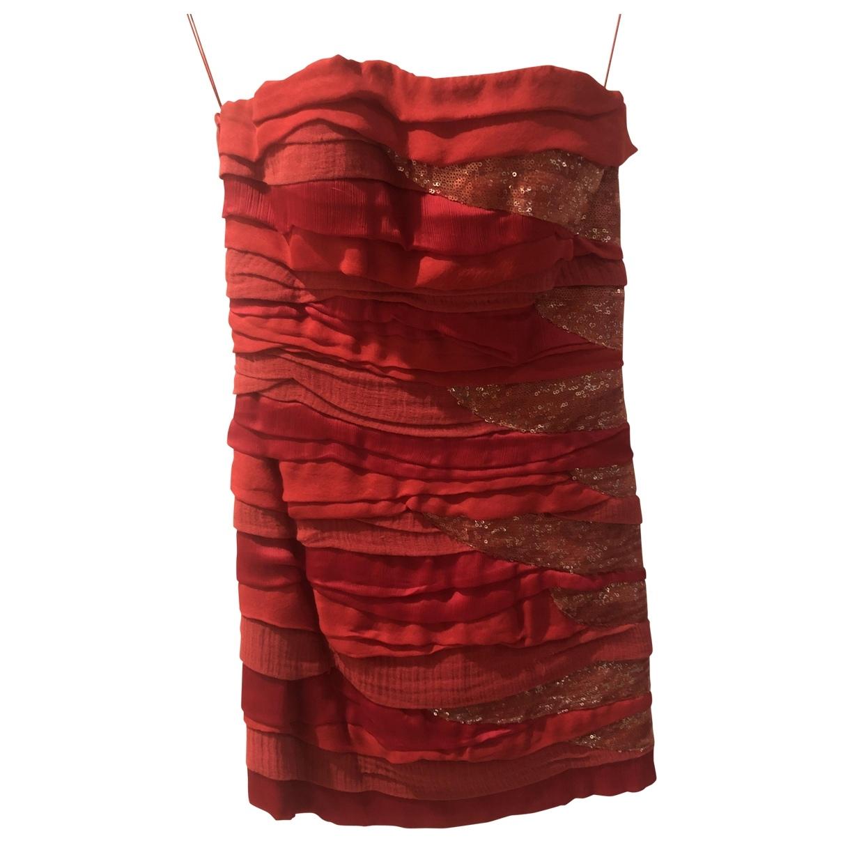 Jay Ahr \N Red Silk dress for Women S International