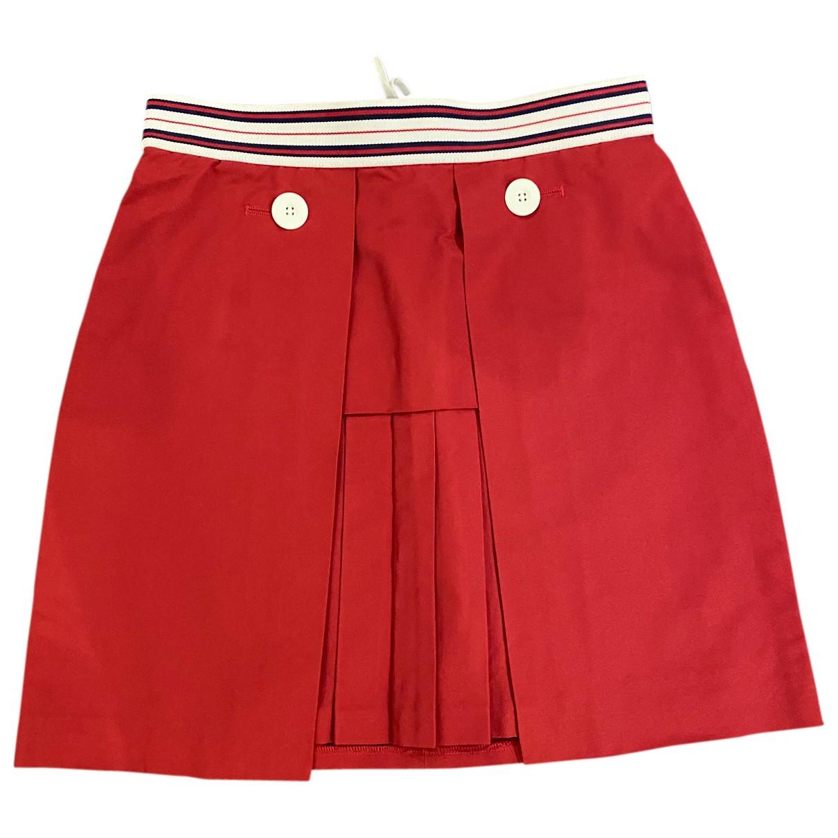 Dolce & Gabbana \N Rocke in  Rot Synthetik