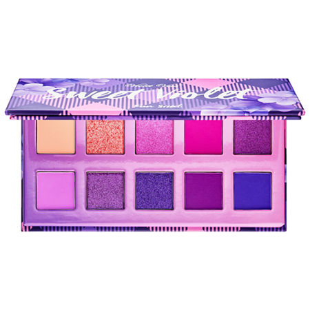 Violet Voss Sweet Violet Fun Sized Eyeshadow Palette, One Size , Multiple Colors