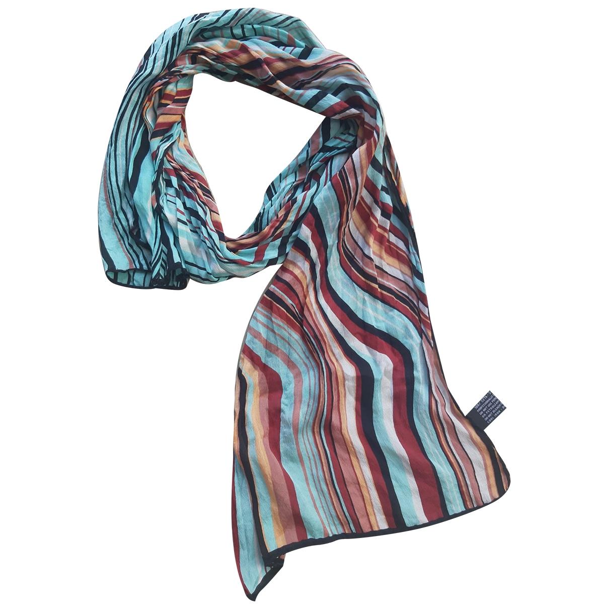 Missoni \N Silk scarf for Women \N
