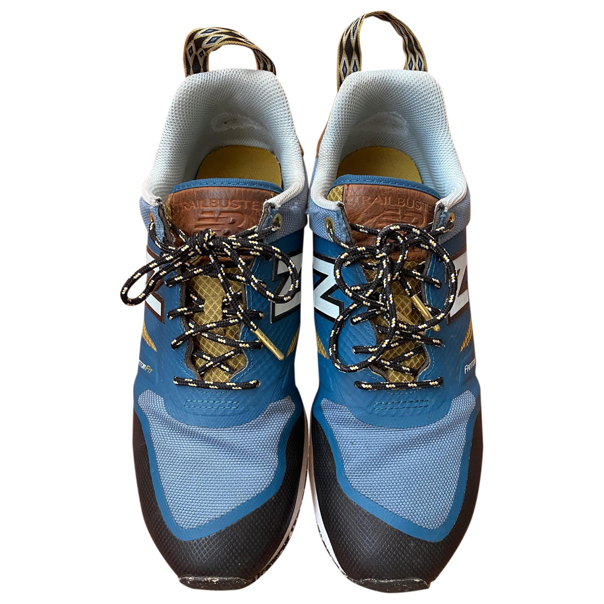 New Balance \N Sneakers in  Bunt Leder