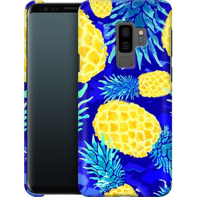 Samsung Galaxy S9 Plus Smartphone Huelle - Pineapple Crush von Mukta Lata Barua