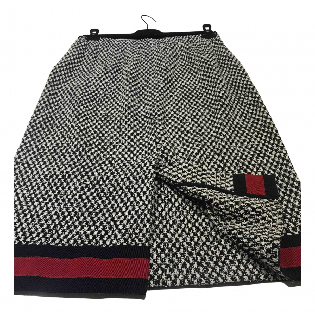 Gucci \N Rocke in  Schwarz Tweed